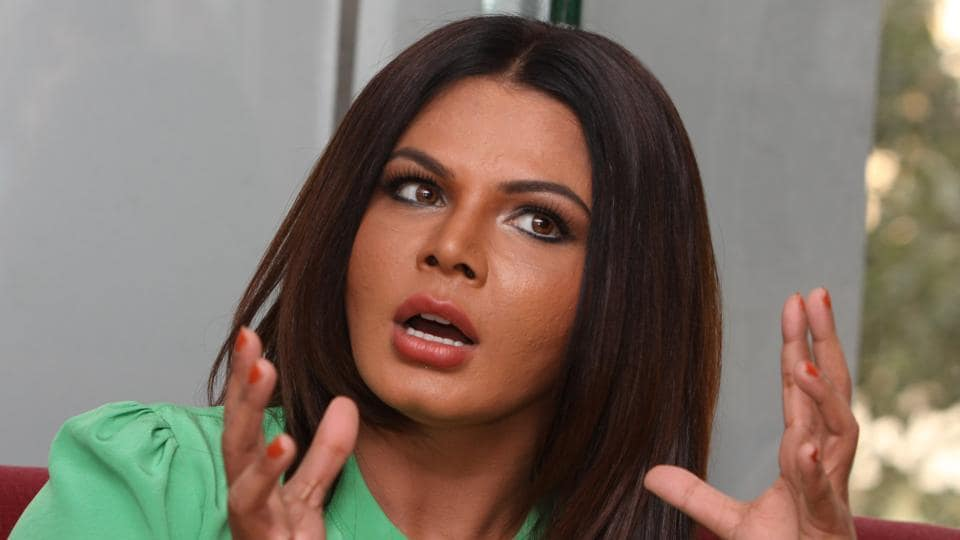 Rakhi Sawant has invited backlash from the Valmiki community over her comments on the sage.
