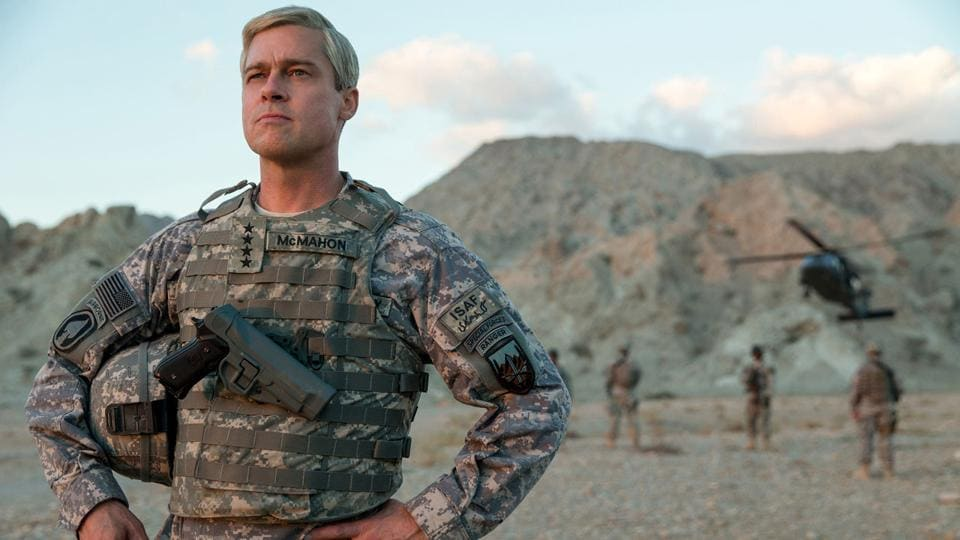 Brad Pitt's Plan B Entertainment has produced Netflix film War Machine.