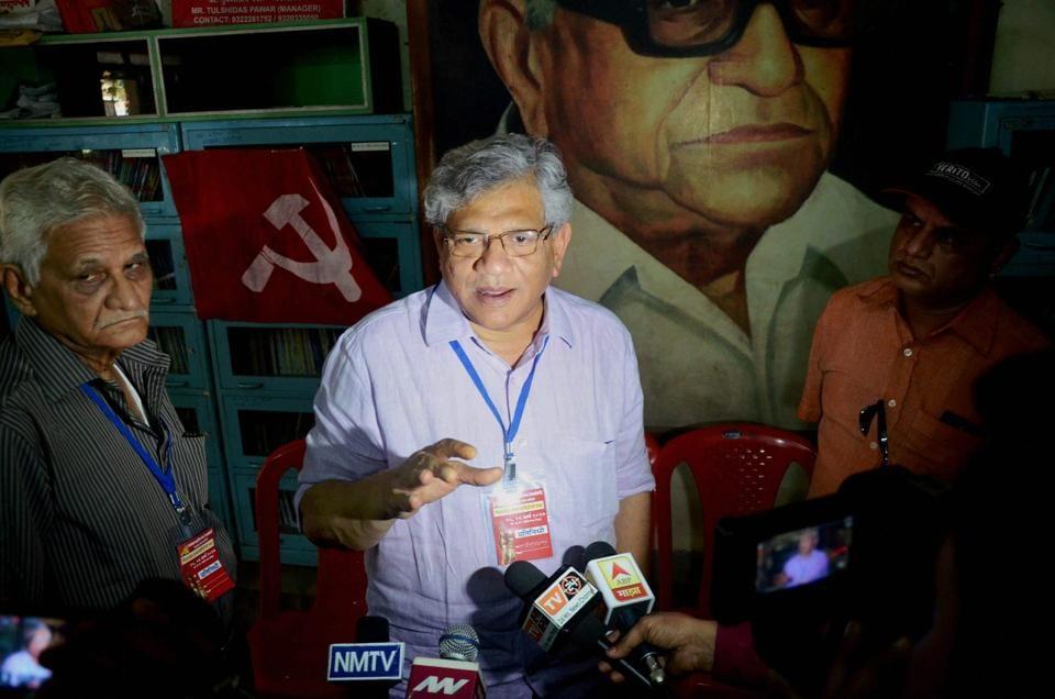 Sitaram Yechury,CPI(M),Rajya Sabha