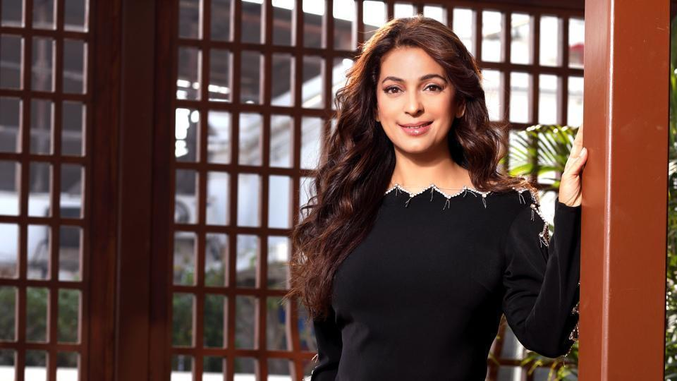 Juhi Chawla is advocating for a plastic-free society.
