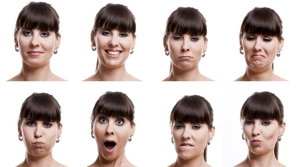 In people we know facial expressions tell us the mood of the person but in unfamiliar faces, the story is quite different.