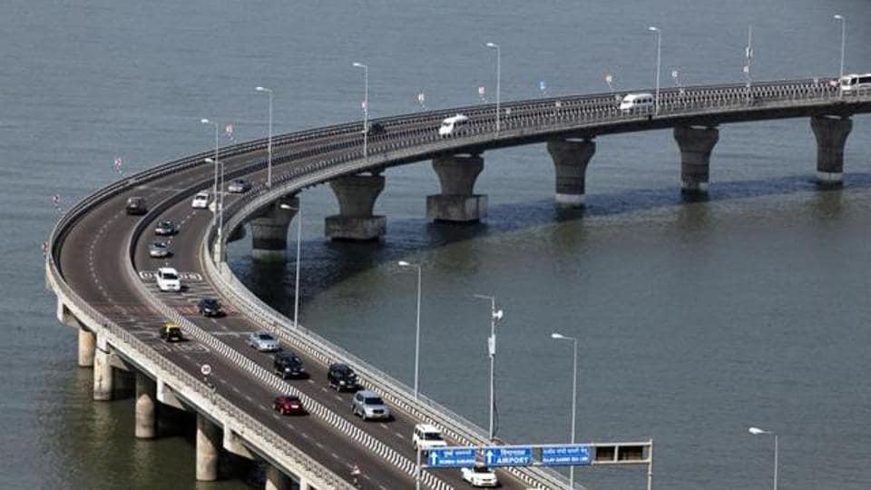Image result for Bandra-Worli Sea Link