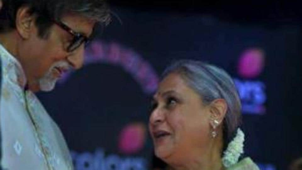 Amitabh Bachchan and Jaya Bachchan have worked together in multiple films.