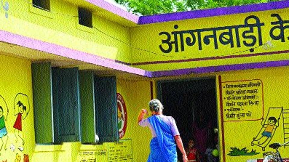 Anganwadi,UP government,Health and nutrition