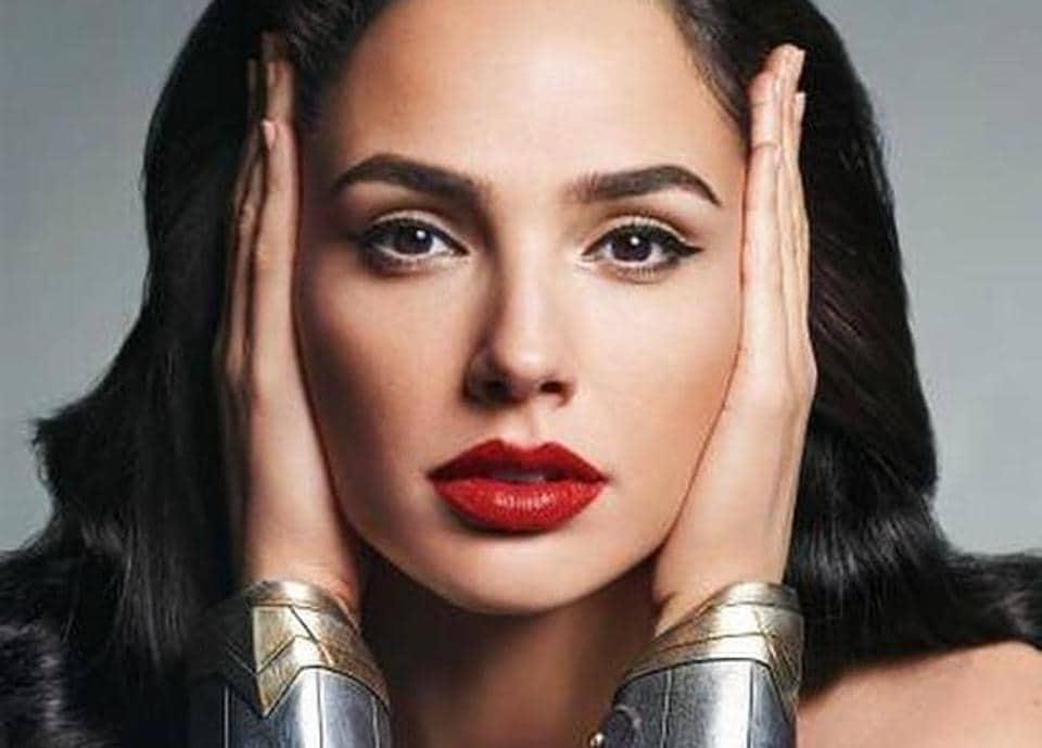 Gal Gadot plays Diana Prince/Wonder Woman in her new film.