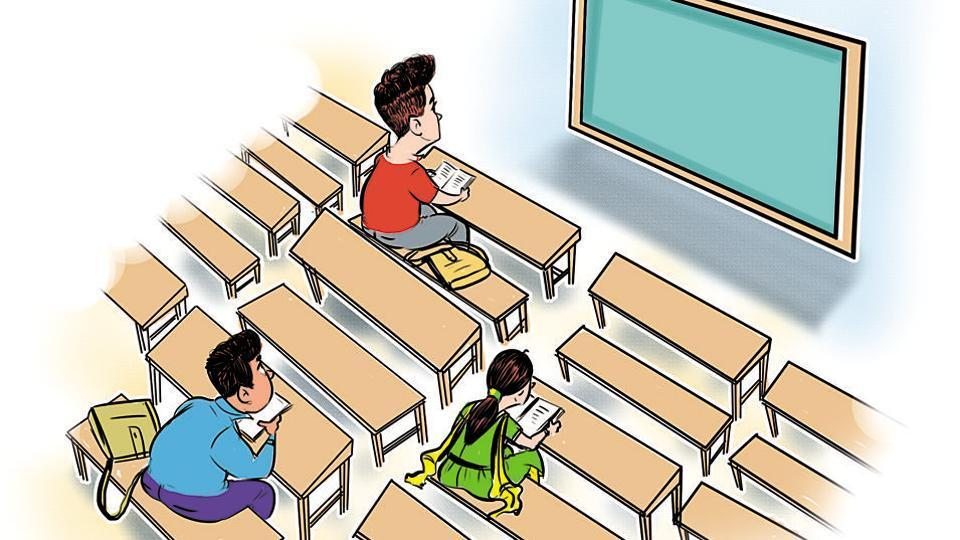 Last year, the ministry of human resource development decided to bring back compulsory board exams in Class 10, owing to few takers for the school-based exams.