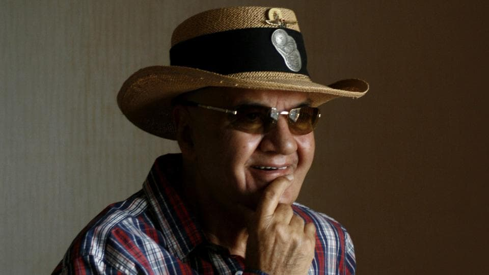Actor Prem Chopra is best remembered for his negative roles in films during the '70s and '80s.