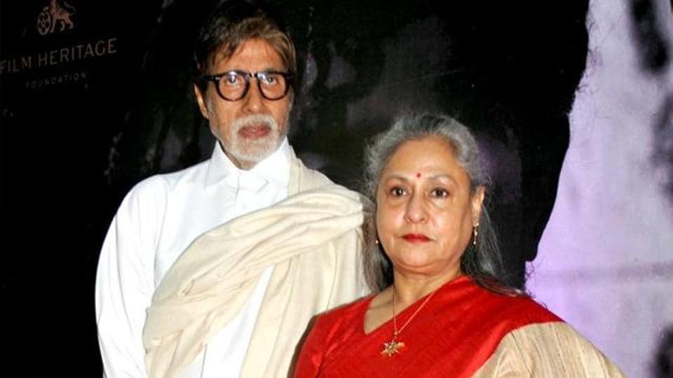 Image result for amitabh bachchan and Jaya Bachchan