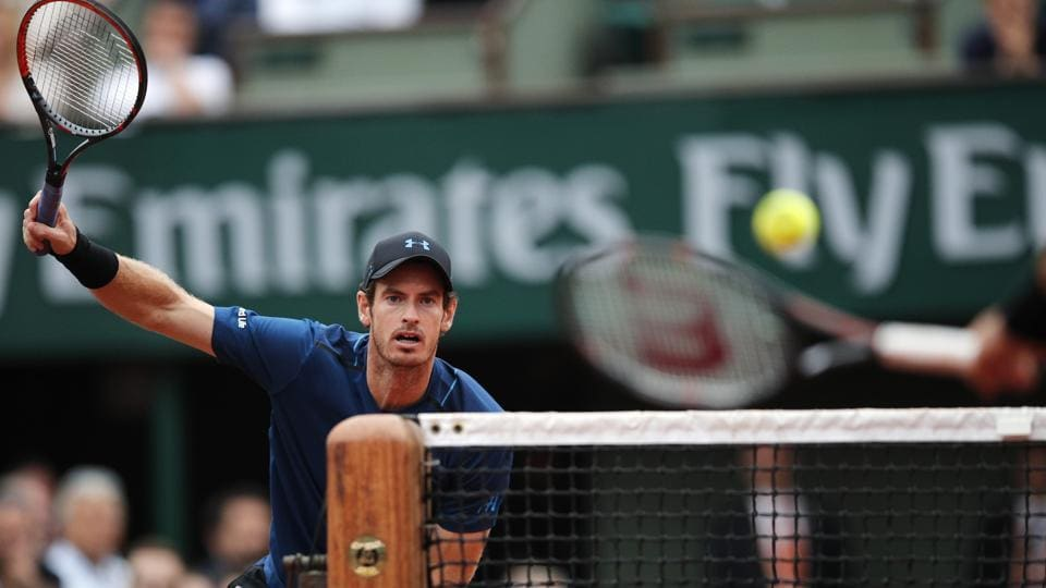 Andy Murray tops Juan Martin del Potro in French Open third-round