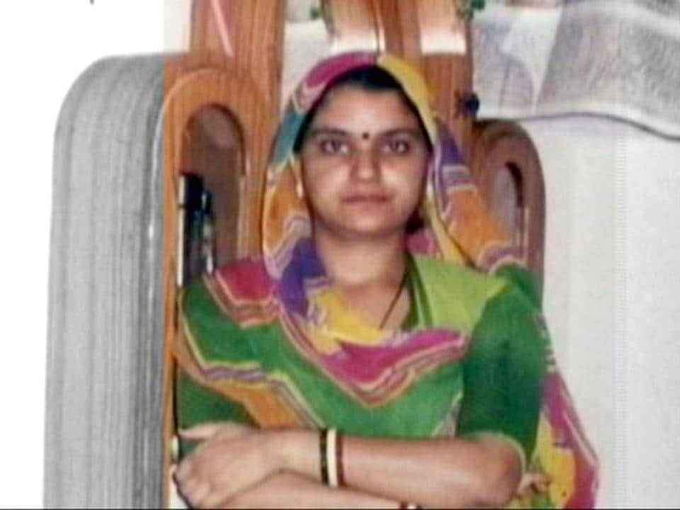 A file photo of Bhanwari Devi who was abducted in September 2011 and was subsequently killed.