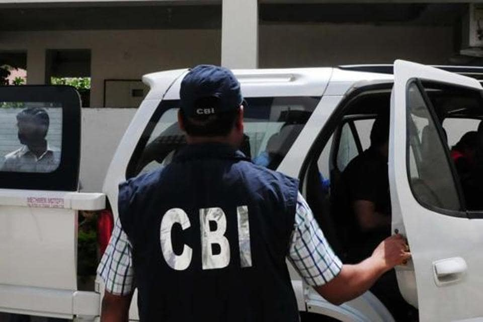 The CBI booked customs officer Priyanranjan on charges of  amassing wealth illegally.