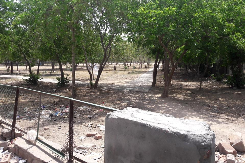 Huda will renovate the Janam Diwas Park in at Sector-23A in Gurgaon.