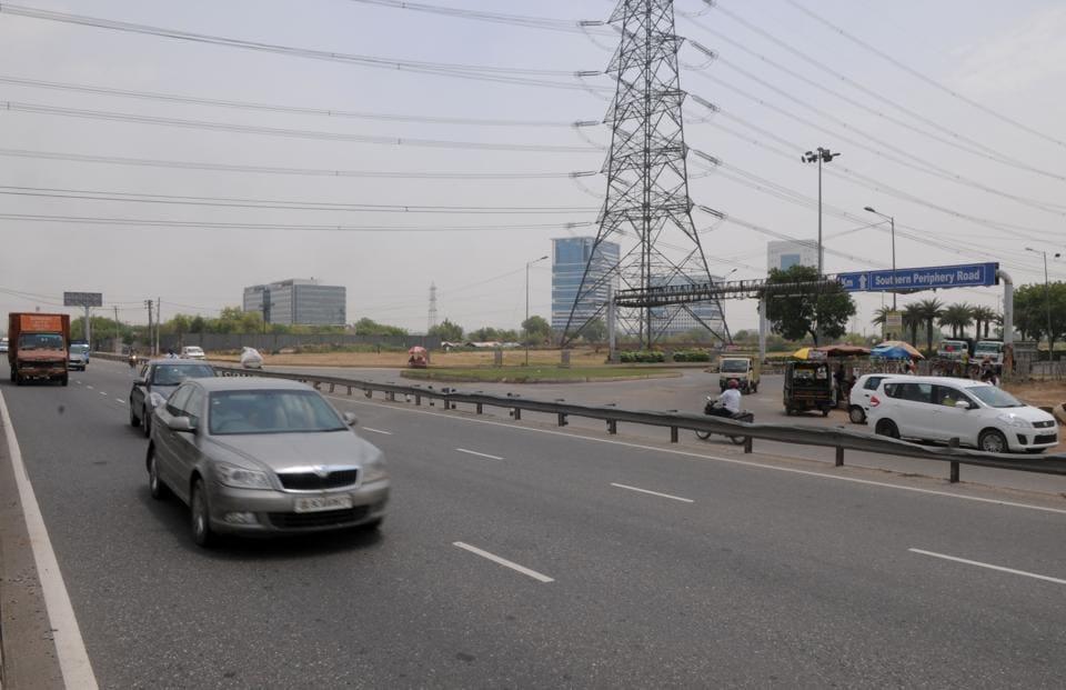 Huda wants cloverleaf road on Delhi-Gurgaon Expressway near Kherki Daula to connect SPR to NPR.