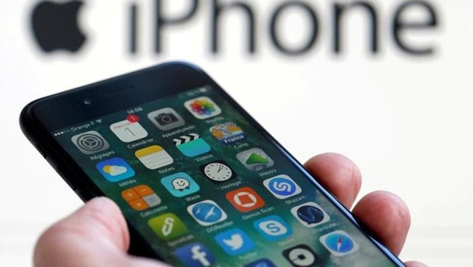 Apple iPhone,Apple iPhone 8,Samsung Galaxy S8