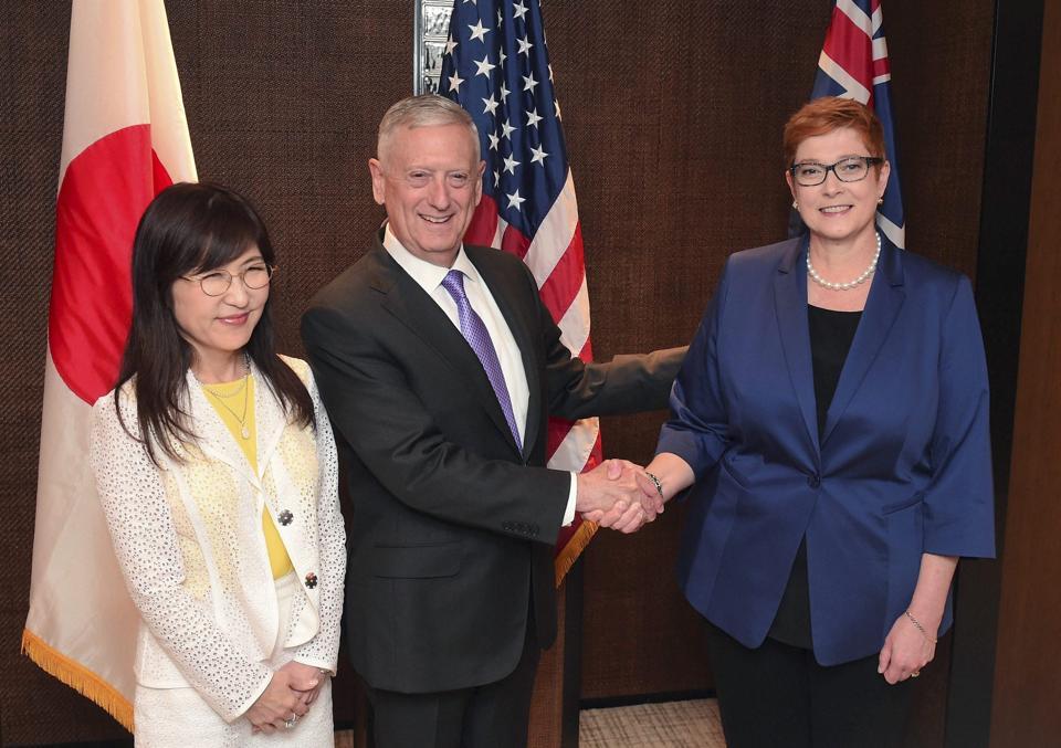 US defence secretary Jim Mattis,North Korea,China