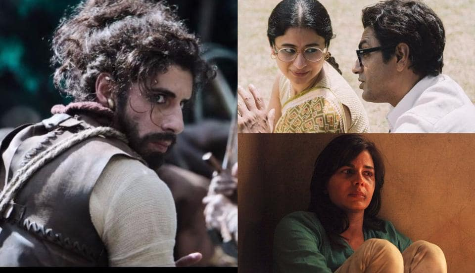 While Jim Sarbh takes on Sushant Singh Rajput in Raabta, Rasika Duggal plays Nawazuddin Siddiqui's wife in Manto and Kirti Kulhari is an important character in Indu Sarkar.