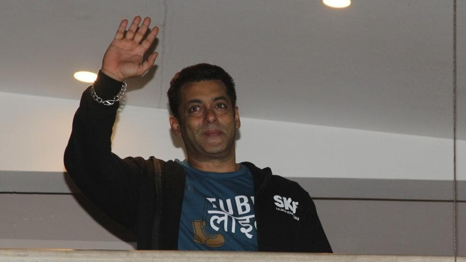 Salman Khan,Salman Khan House,Salman Khan Galaxy Apartments