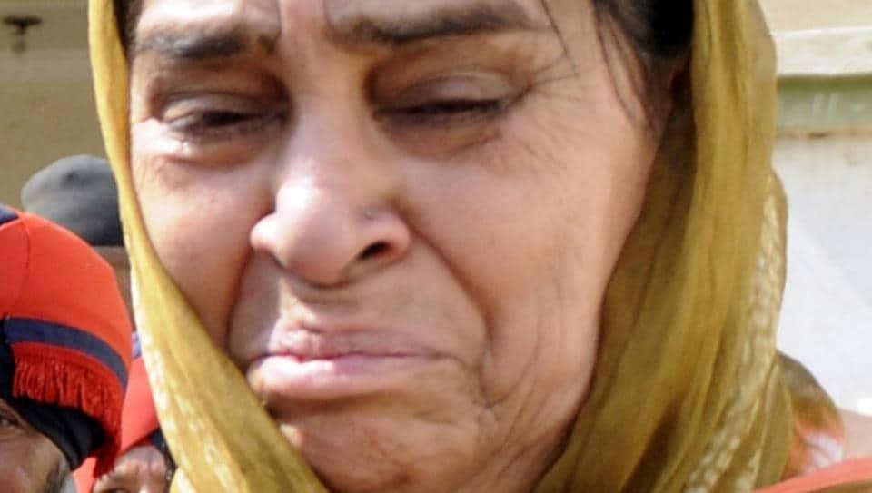 The deceased Kiranjit Kaur