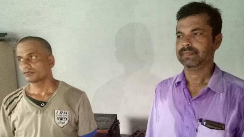 Ganesh Kumar (left), who was invited to the BSEB office by officials, was arrested on Friday after a controversy.