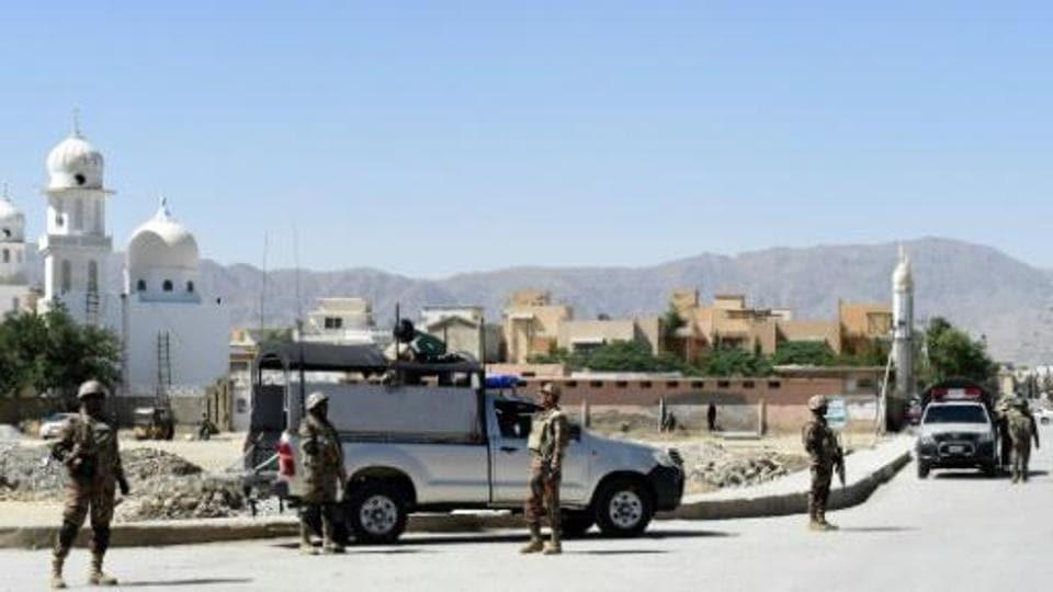 pakistan,pakistani forces,Quetta