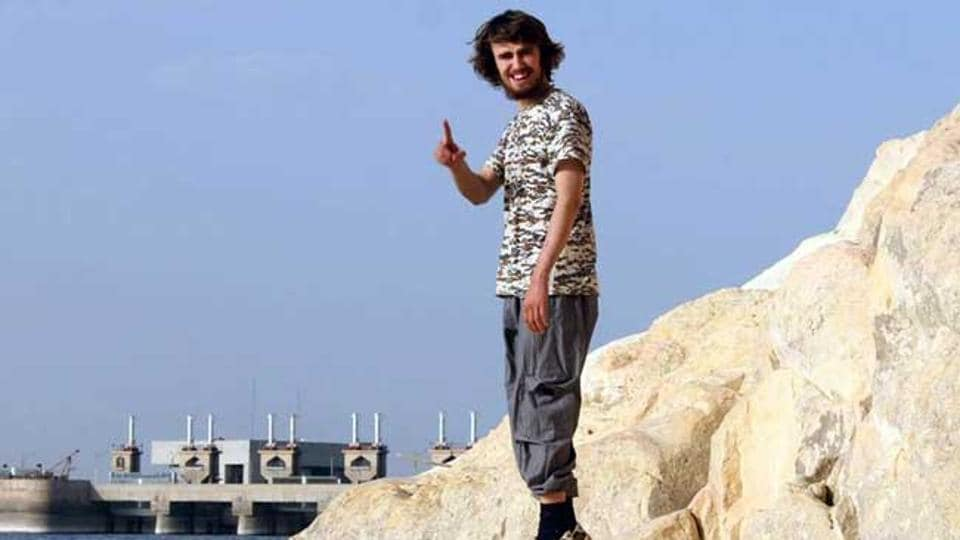 Jack Letts, who emerged as the first from the UK to join ISIS in Syria, told the London-based television network Al- Araby that he was living in a prison controlled by the Kurds.