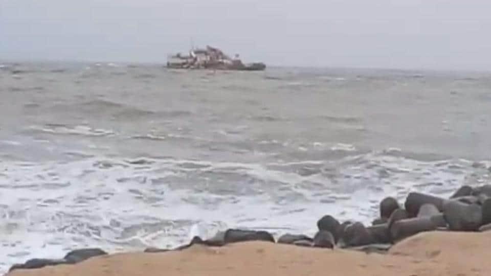 Coast Guard,Ullal coast,Rescue operation