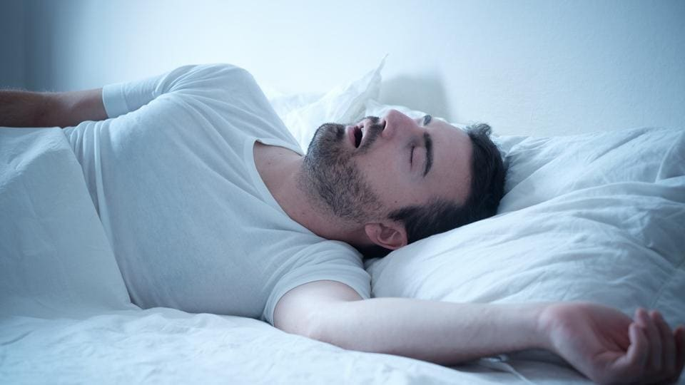 Sleep apnea,Sleep disorders,New device for sleep apnea
