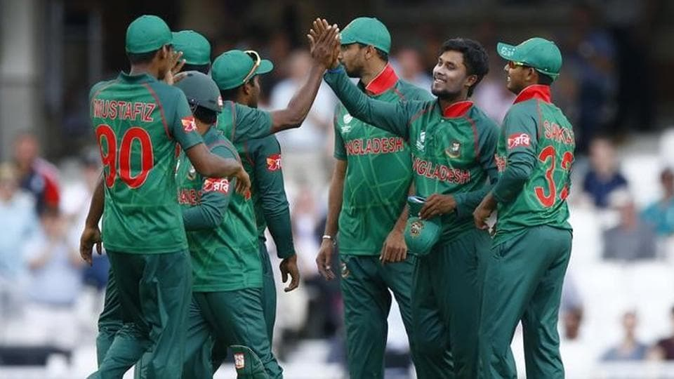 Australia face Bangladesh in the ICCChampions Trophy on Monday.