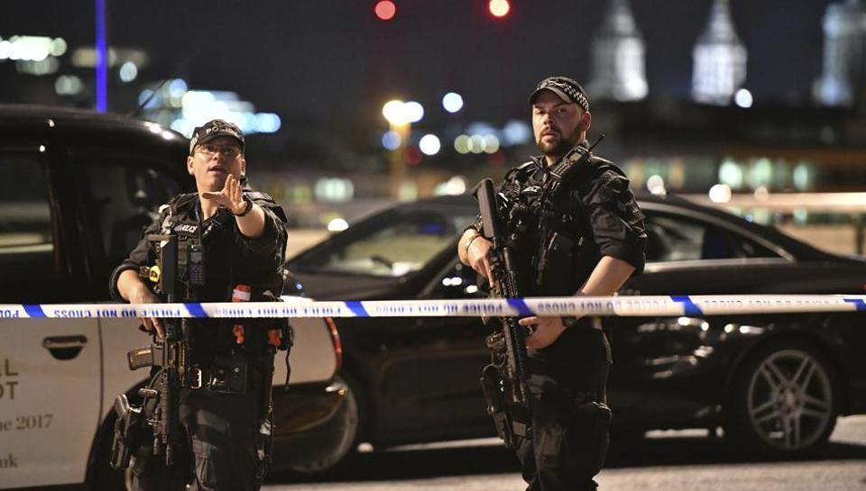 London Bridge,British Transport Police,British Police