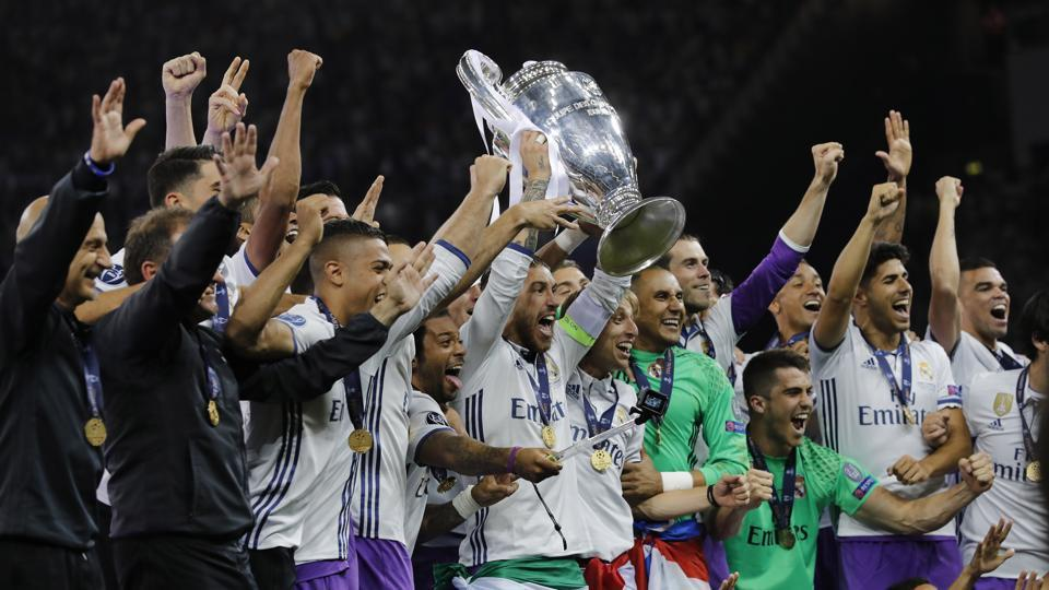 Real Madrid were crowned champions of Europe for a record 12th time after beat Juventus 4-1 in the UEFA Champions League final in Cardiff on Saturday. (REUTERS)