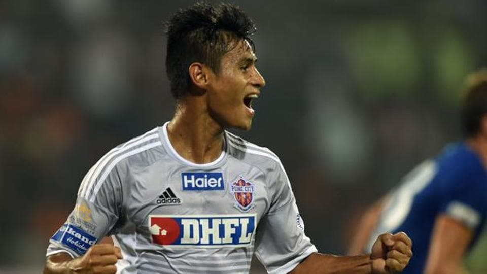 Eugeneson Lyngdoh is confident ahead of India's friendly against Nepal on June 6.