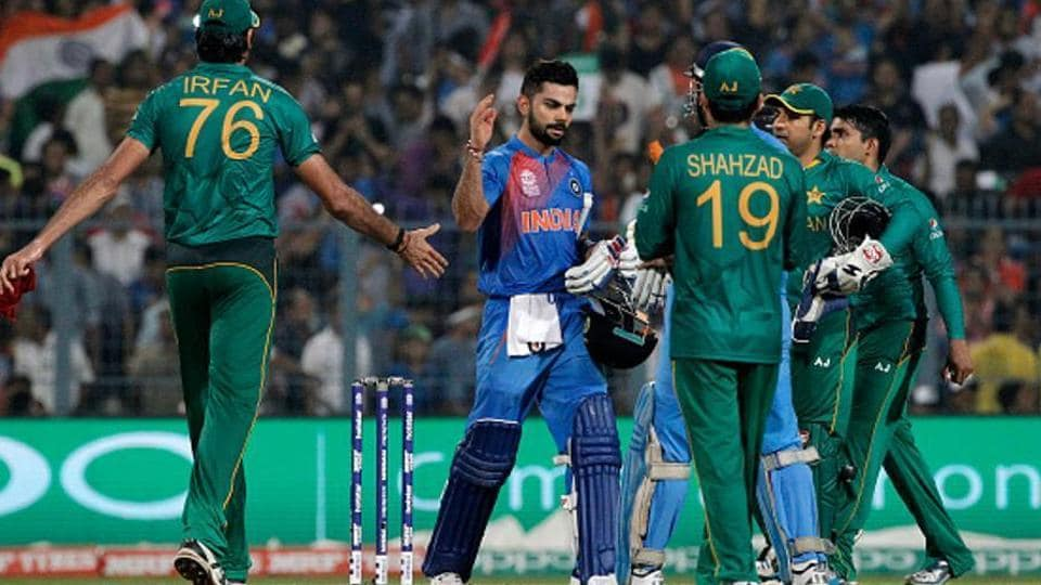 India make 319-3 against Pakistan in Champions Trophy