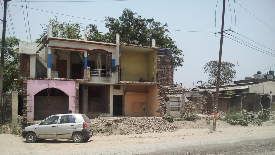Uttarakhand,National Highway-74,land scam