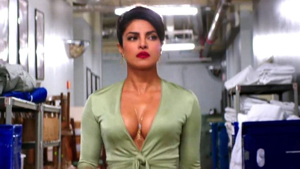 Priyanka Chopra plays Victoria Leeds in Baywatch.