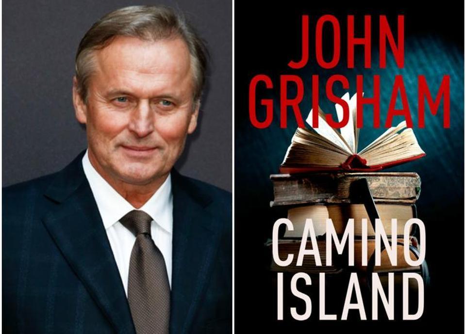 John Grisham,John Grisham new book,Camino Island