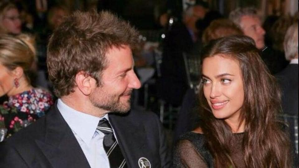 Bradley and Irina welcomed their daughter in April.