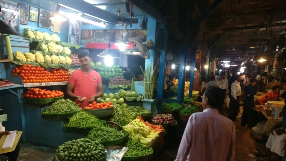 Dadar residents said vendors were charging higher rates for vegetables onMonday.