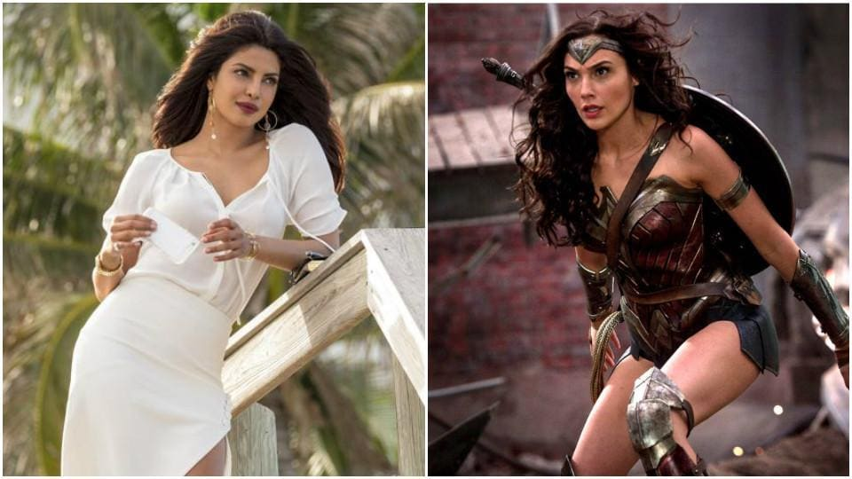 Priyanka Chopra,Baywatch,Wonder Woman