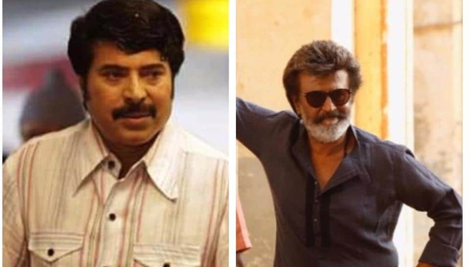 Mammootty and Rajinikanth worked together in 1991 film Thalapathi.