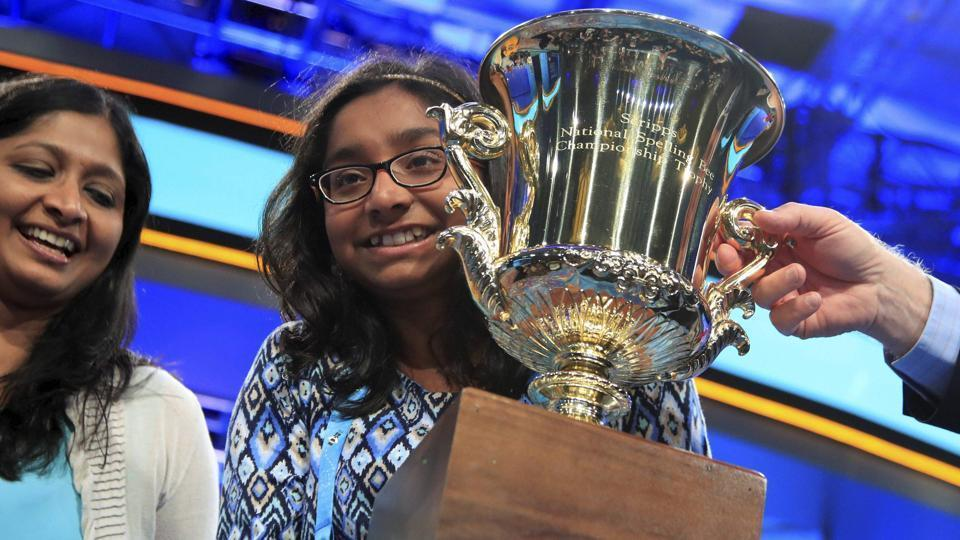 CNN anchor,Indian-American,Spelling bee
