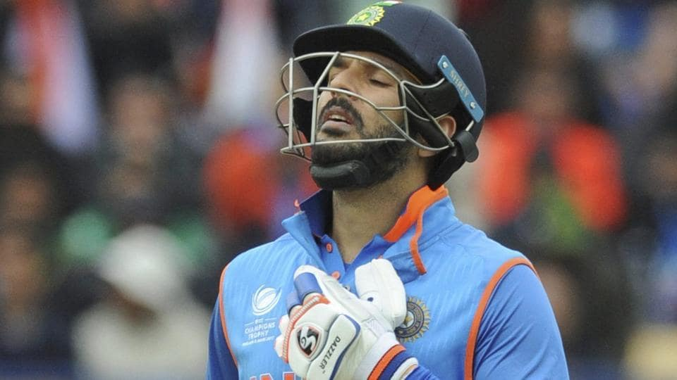 Yuvraj Singh scored a 32-ball 53 for India vs Pakistan in a ICC Champions Trophy 2017 clash.