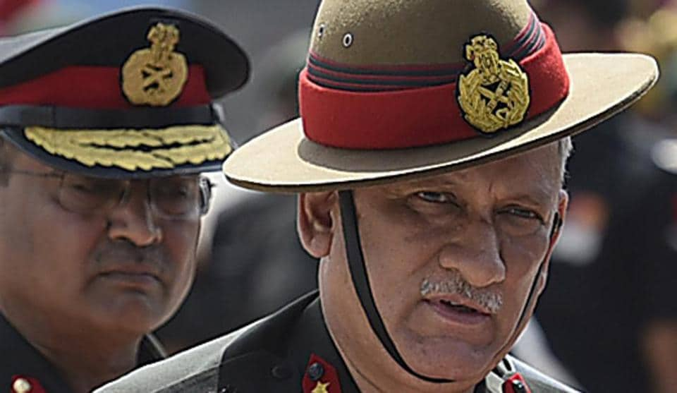 Army Chief Bipin Rawat has confirmed that the Indian Army is contemplating opening up combat positions for women.  A few months ago, President Pranab Mukherjee had announced that the army was considering inducting women in every fighting stream of the armed forces.