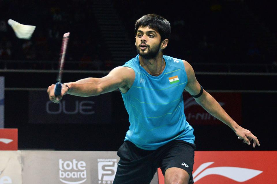 B Sai Praneeth won the Thailand Open title after beating Christie Jonathan in the final.