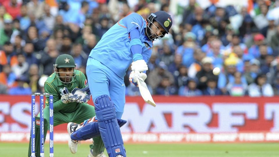 Yuvraj Singh scored 32-ball 53 during India vs Pakistan match at the ICC Champions Trophy 2017.