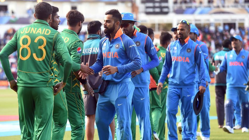 This was India's 13th win against Pakistan in ICC tournaments, having lost only two in the past. (AFP)