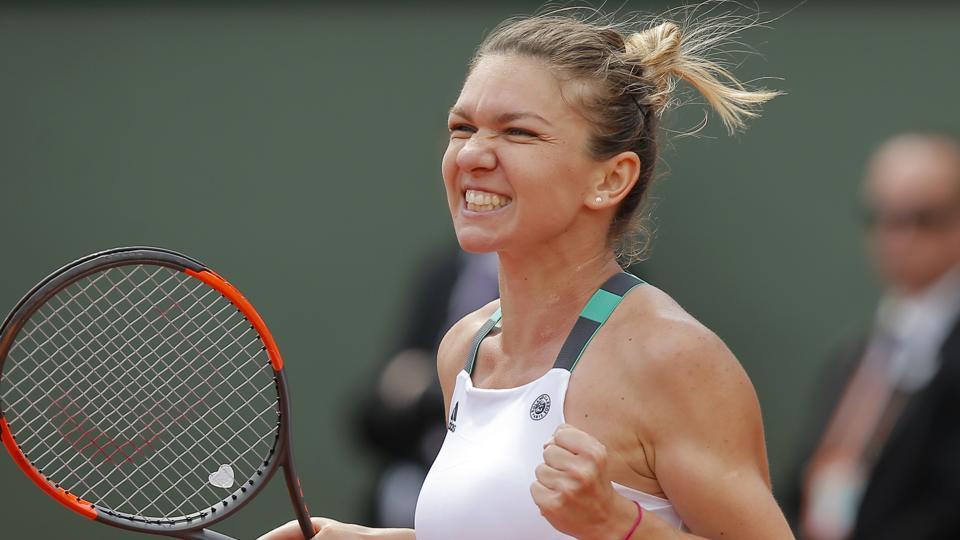 French Open,Simona Halep,Elina Svitolina