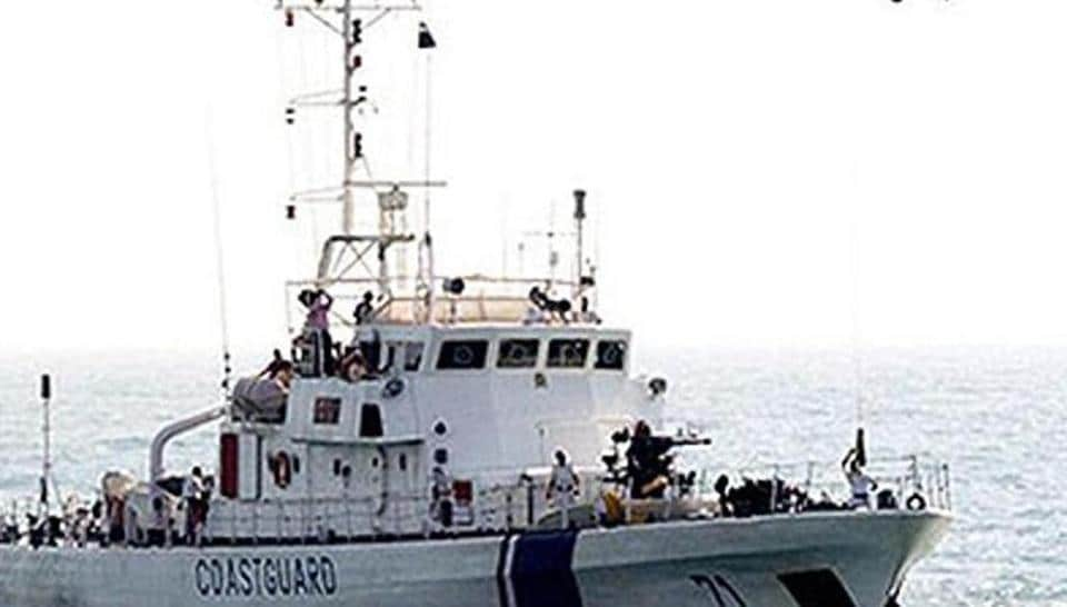 Indian Coast Guard rescued 32 people in two days.
