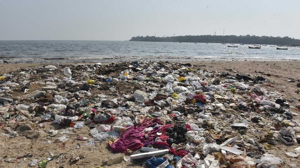 EPRI found that the average waste generated by each person in the city is 0.6 kg, which is much more than the state pollution board guideline of 0.48kg.