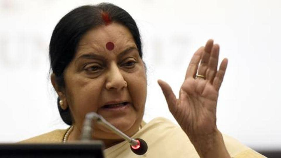 External affairs minister Sushma Swaraj said India signed the Paris agreement because of Indian culture and ethos and not under duress or out of greed.