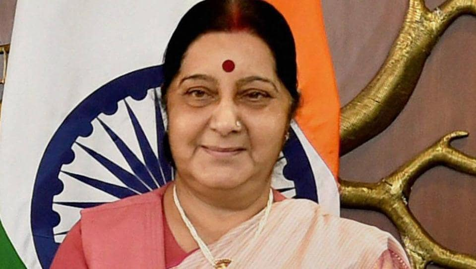 India signed Paris pact not for money: Sushma Swaraj